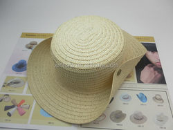 Made in Zhejiang China Nice looking raffia straw cowboy hats wholesale