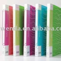 PP A4 File Folder Document Holder