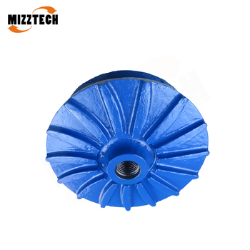 MIZZTECH Slurry Pump Spare Part,Volute Casing,Impeller,Throatbush,Expeller