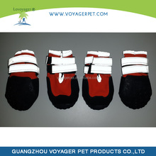 Lovoyager High quality Plastic red dog boots for dog wholesales product