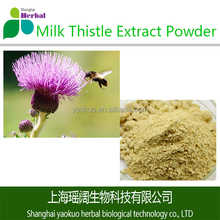 High Quality Pure Silymarin Extract Powder