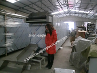 Stainless steel Inductrial Dog food drying machine/dryer