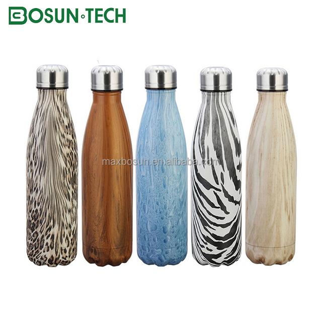 BOSUN Reliable quality stainless steel shaker sport bottle for souvenir