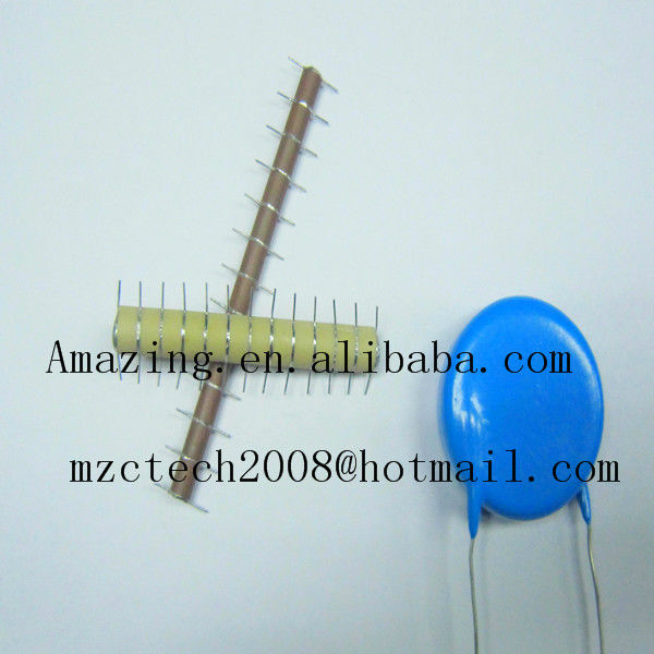 Wholesale Stack Capacitors Electrostatic spraying equipment / Color TV sets focusing and voltage-multiplying circuit