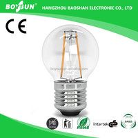 2016 Latest High CRI Boysun 2W 3W led globe lamp
