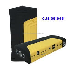 Hot selling auto emergency mini car jump starter,Car Battery Charger Jump Starter 12000mAh