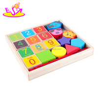 Educational Wooden Toys Toys Geometric Shape