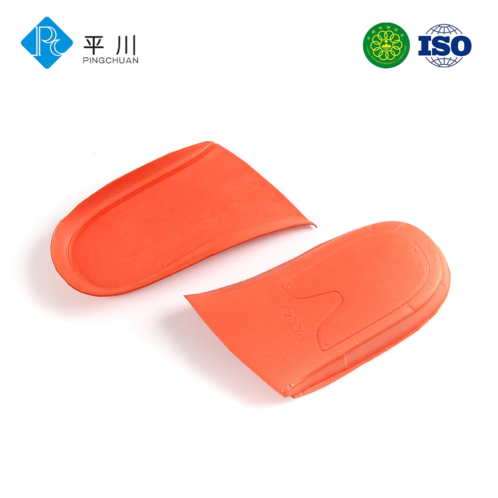 Thin soft wedge eva insole for casual shoes