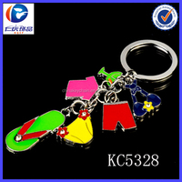 Promotion 2014 new products summmer items sexy mature clothes keychain