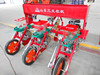 ISO factory supply Grain fertilizer seeder for wheat,millet,sorghum