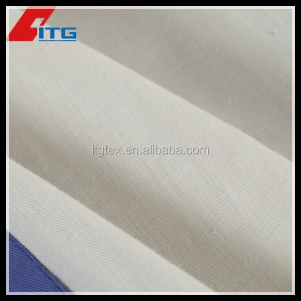 "35%COTTON 65%POLYESTER 2/1 59/60"" 200GSM PLAIN DYED 20X20 108X58 COTTON TWILL"