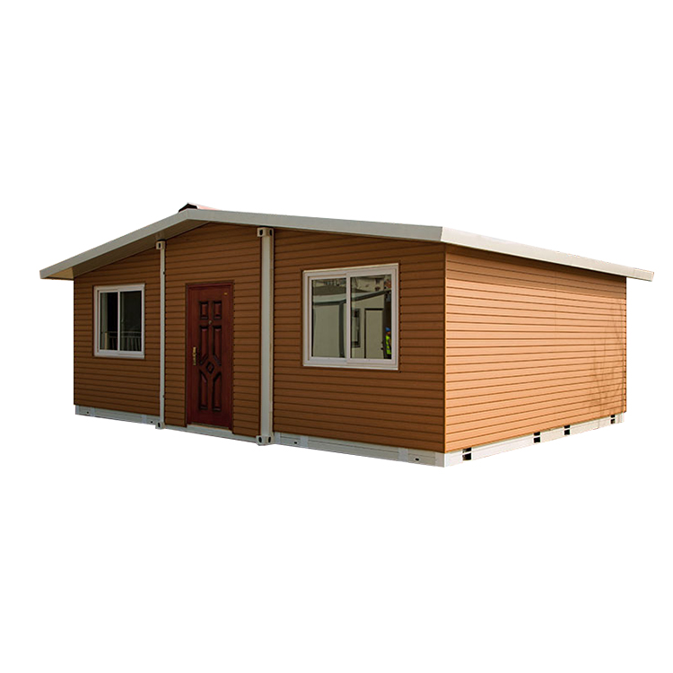 Australia 40 feet Prefab Home Sandwich Panel Expandable Container House