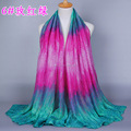 Wholesale new designs viscose muslim scarves women hijab shawls GBS173