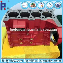 Spare part FOTON ISF 2.8 cylinder block 5261257 for FOTON ISF2.8 diesel engine