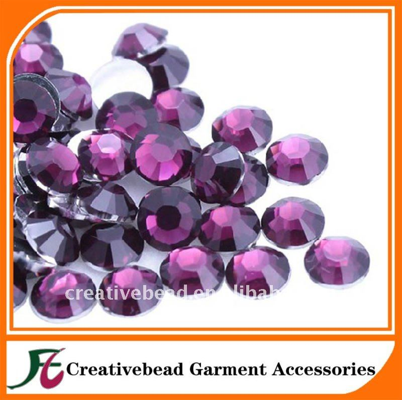 wholesale decorative flatback acrylic gems various colors glue on