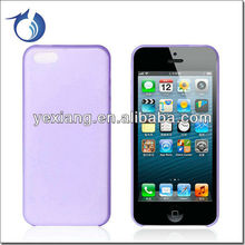 New Arrival 0.5 Mm Ultra-Thin Hard Pc Case For Iphone 5c
