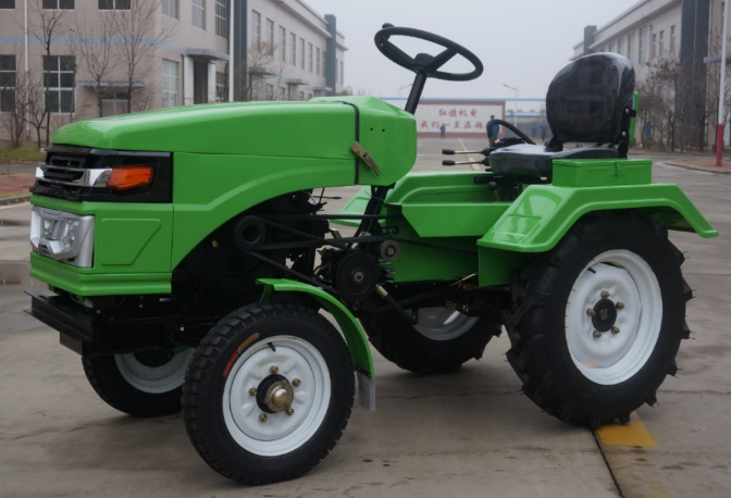 Best Quality Compact 30 Hp 4 Wd Mini Tractor 4*4 Sale