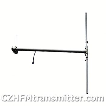 FMUSER DP100 1/2 Wave FM Dipole professional Antenna for 0-150w uhf digital antenna