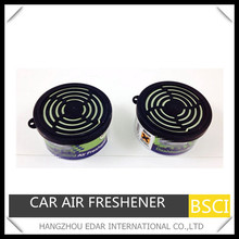 2*55g car canned gel air freshener