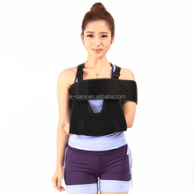 High Quality mesh breathable white adjustable Arm Sling, Arm Proector, Arm Guard