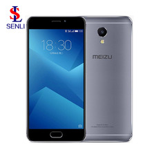 "Original Meizu M5 Note Meilan Note 5 3GB 16GB 5.5"" Smart Phone mTouch Metal Body Helio P10 CPU Dual SIM Meizu Mobile Phone"