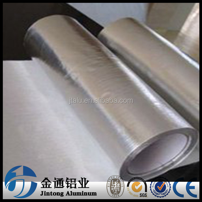Soft temper 6 micron aluminum foil for wrapping