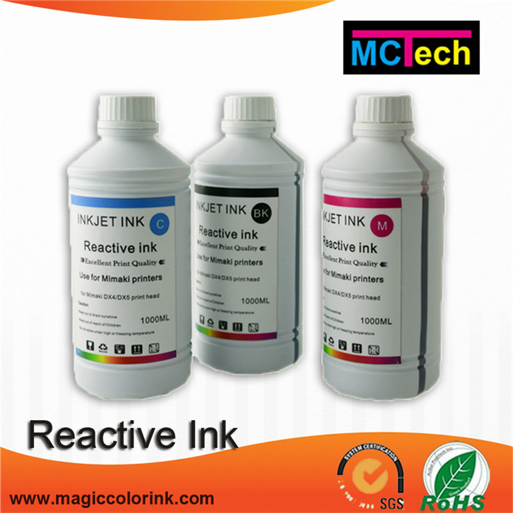 Magiccolor direct buy from China for mimaki ms-jp4 textile reactive ink