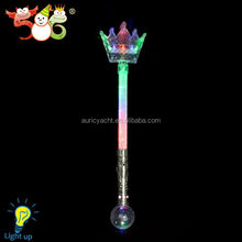 Most popular creative Supreme Quality light up led princess wand