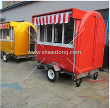 New Arrival, 2014 New!! Shanghai Newly design Fast food van
