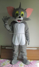 tom & jerry mascot / tom & jerry costume