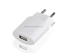 Universal super fast 5V 2.1A android tablet pc mobile phone portable usb travel charger
