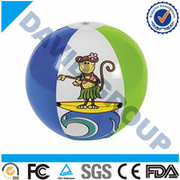 Low MOQ Top Supplier Promotional Wholesale Custom Cheap Inflatable Beach Balls