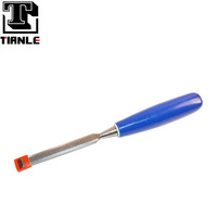 TIANLE high quality wood flat chisel with cheap price flexible and convenient