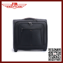 Hot Sale 16'' Laptop Trolley Luggage/ 1680D polyester Laptop Case/ Travel Trolley Case