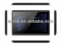 cheap 7 android 4.0 a13 tablet pc