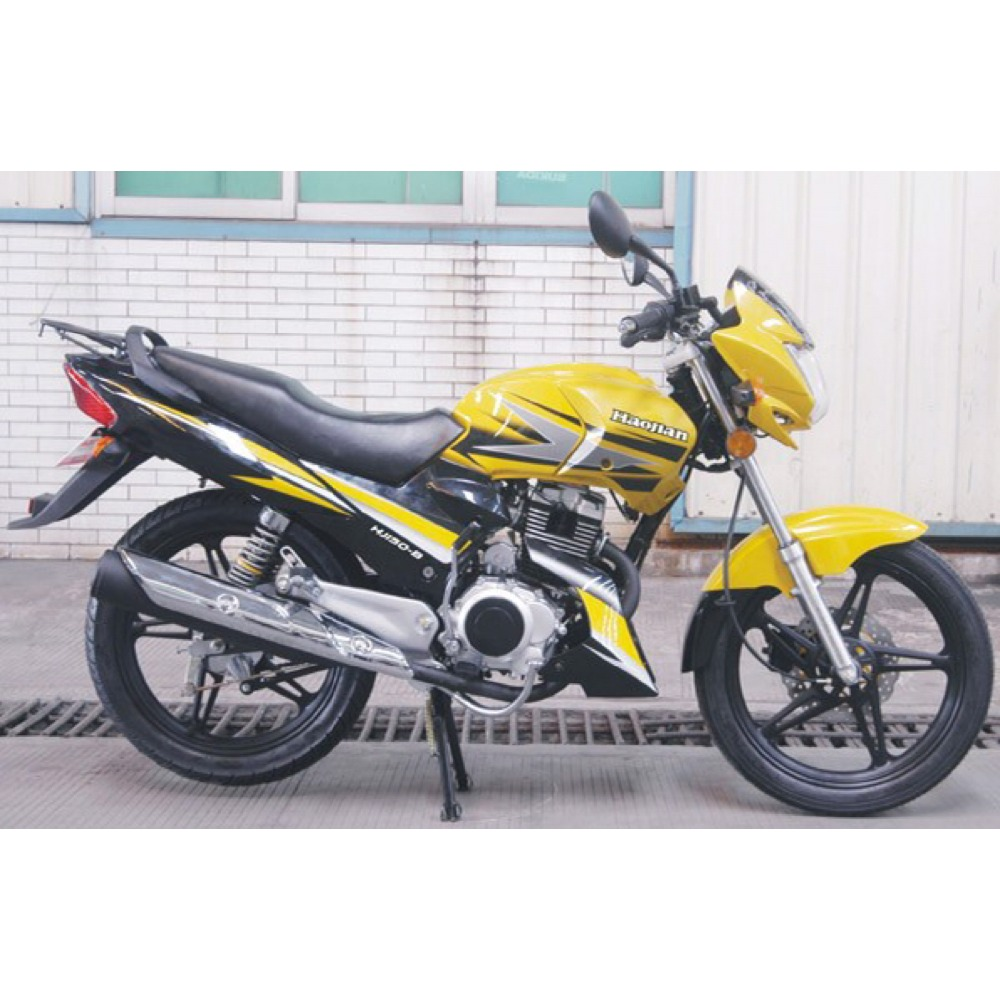 street legal 200cc KA200-5B Motorcycle