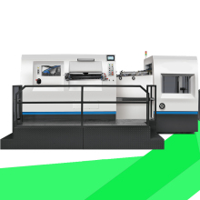 MY1060 Wenzhou Hot Sale Automatic Sheet Feed Die Cutting Machine For Label