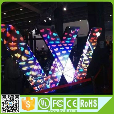 New cheap perfect visual effect led pixel stage dj booth 50 inch led light bar