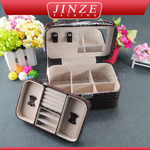 Delicate Impeccable Alibaba Supplier Antique Cosmetic Case