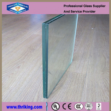12mm thick tempered laminated balustrade glass double glazing Building Construction