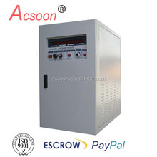 AF400W-110030 Single phase ac frequency inverter 400hz