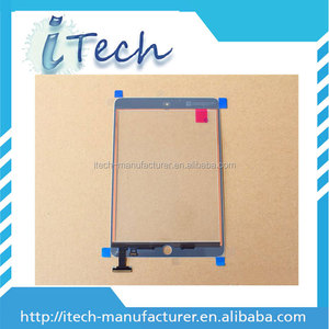 For ipad mini digitizer touch screen assembly,digitizer with ic connector for ipad mini