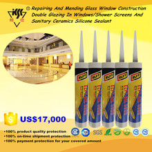 Repairing And Mending Glass Window Construction/Double Glazing In Windows/Shower Screens And Sanitary Ceramics Silicone Sealant