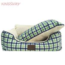 Wholesale Durable and Fashionable Pet Cuddle Removable Cushion Dog Sleeping Bed