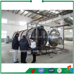 China Vacuum Freeze Dryer Dehydrator