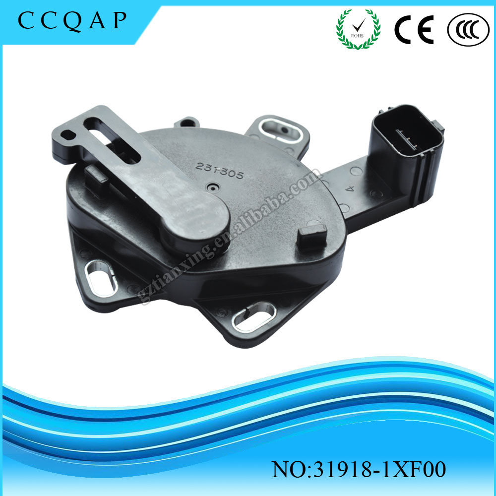 31918-1XF00 Auto Electrical Parts Transmission Neutral Safety Switch for Japanese Cars Sentra