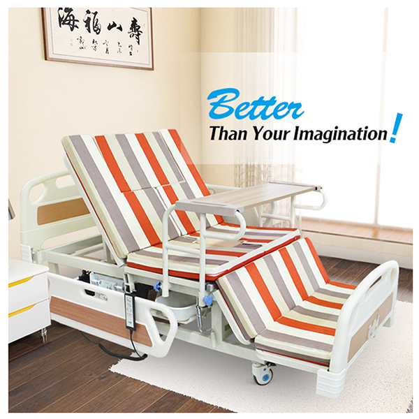 Buy electric stryker hospital bed multifunctional nursing bed for home