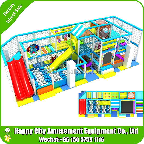 Indoor kids play area toys natural indoor playground kids activity center foam indoor playground for baby