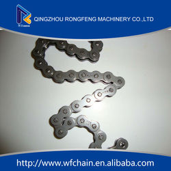 Hot sale motorcycle roller chain sprocket dimensions