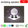 new products 2016 innovative product new technology magnetic floating bluetooth speaker